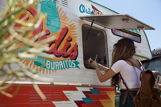 Claremont, South Africa: Didi's Food Truck Cape Town