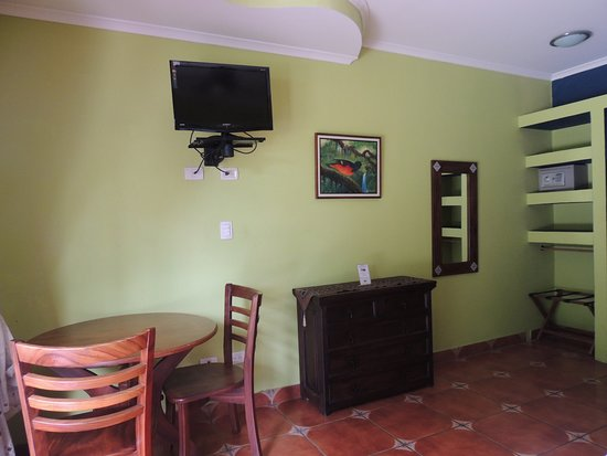 San Lorenzo de Flores, Costa Rica: Single room