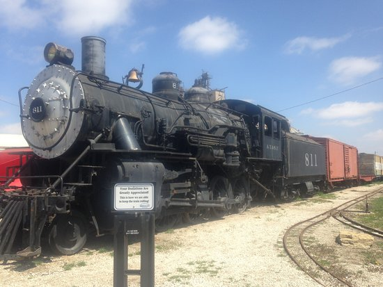 Atchison Rail Museum