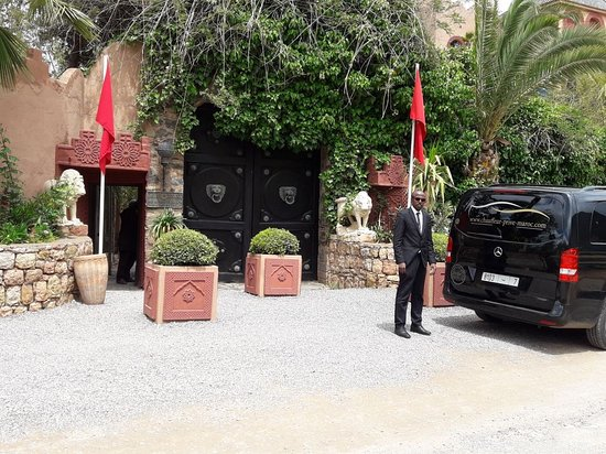 chauffeur prive maroc