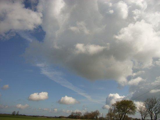 Schillig, Niemcy: Das Wetter im April 2018
