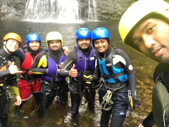 Snowdonia Adventure Activities: Snowdonia Canoeying Extreme..............