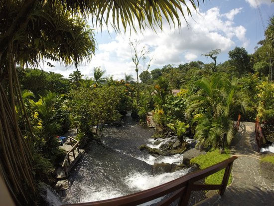 Guanacaste Viajes and Tours: Tabacon Hot Springs