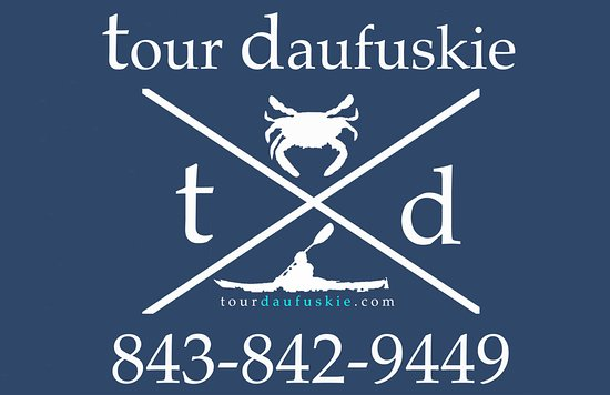 Daufuskie Island, เซาท์แคโรไลนา: Tour Daufuskie logo and phone number www.tourdaufuskie.com