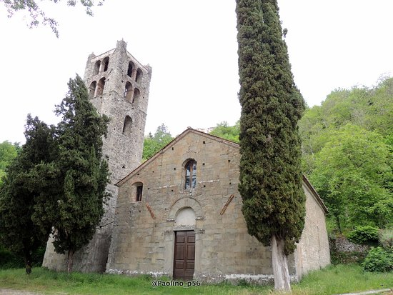 Pieve dei Santi Quirico e Giulitta