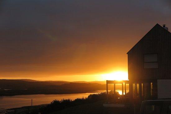 Colbost, UK: Sunrise