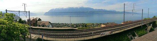 Grandvaux, Suisse : Chambre n°3