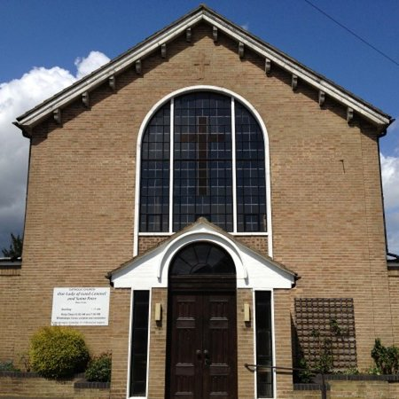 Марч, UK: Our Lady of Good Counsel and St. Peter Roman Catholic Church