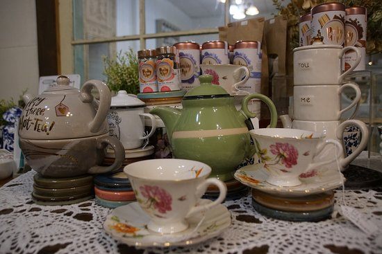 Bell Buckle, Tennessee: Teas for purchase