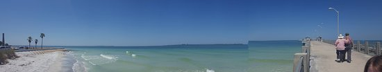 Tierra Verde, FL: Fort Desoto Beach area