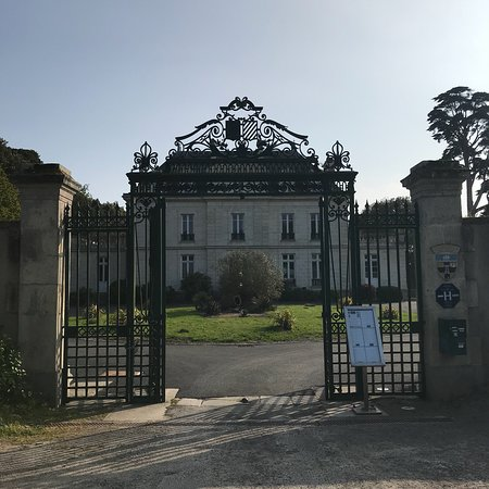 restaurant du Chateau de la Gressiere: photo0.jpg
