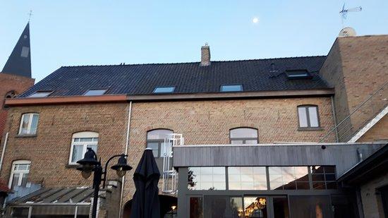Västflandern, Belgien: Binnenplaats - B&B Poelkapelle 't Oud Gemeentehuis 2018042527