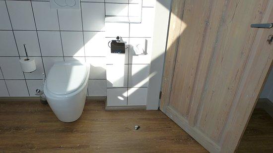 West-Flandern, Belgien: Toilet - B&B Poelkapelle 't Oud Gemeentehuis 2018042527