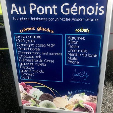 Asco, Γαλλία: le pont génois