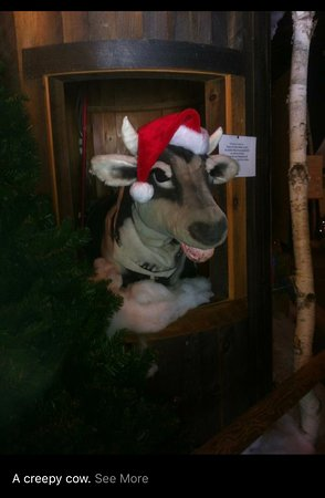 The Christmas Loft.The Walmart Greeter Of Holiday Town Picture Of Christmas
