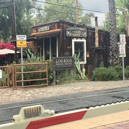 Hummingbird Cafe San Juan Capistrano