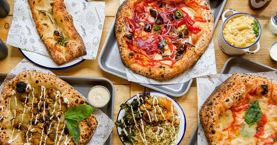 Purezza Camden London Camden Updated 2020 Restaurant