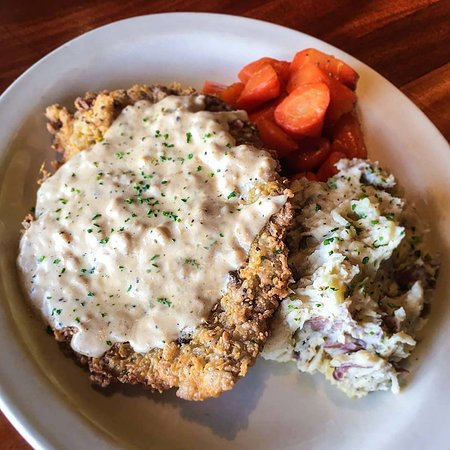 Charleston's Restaurant: Chicken Fried Steak