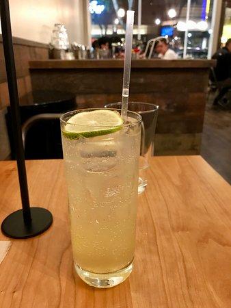 San Mateo, CA: Ginger Lime Artisan Soda