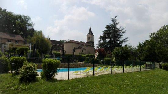 Bilde fra Hotel Les Falaises