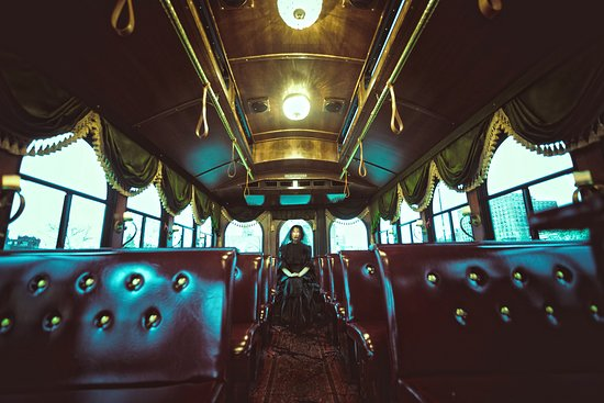 Madame Morbid's Trolley Tours