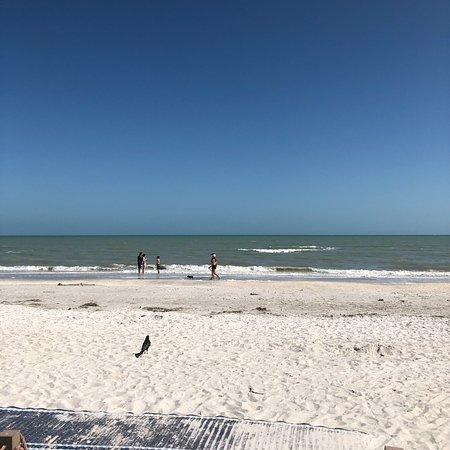 Gulfside City Beach Sanibel