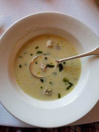 Shanagarry, Ireland: Roasted garlic