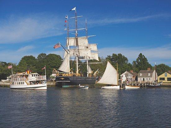 Mystic Seaport, Mystic, Connecticut