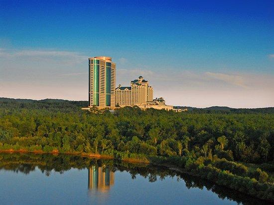 Foxwoods Resort Casino, Mashantucket, Connecticut