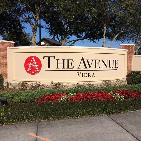 Melbourne, Floride : The Avenue Viera