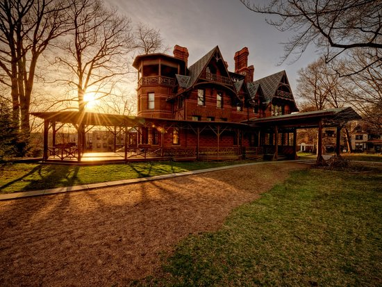 Mark Twain House & Museum, Hartford, Connecticut