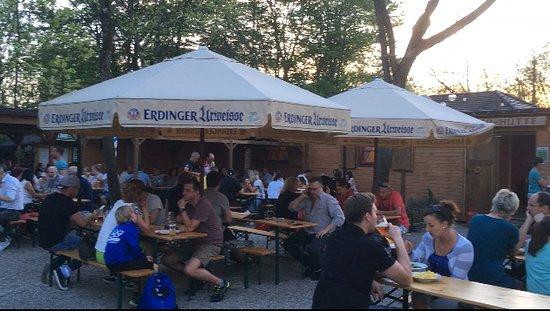 Bad Friedrichshall, Alemania: Пятница, вечер...