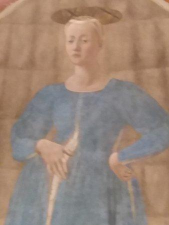 Monterchi, إيطاليا: Madonna del parto