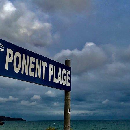 Ponent Plage