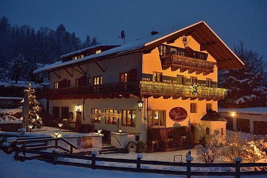 Fischbachau, Germany: Winter in Birkenstein, Alte Bergmühle
