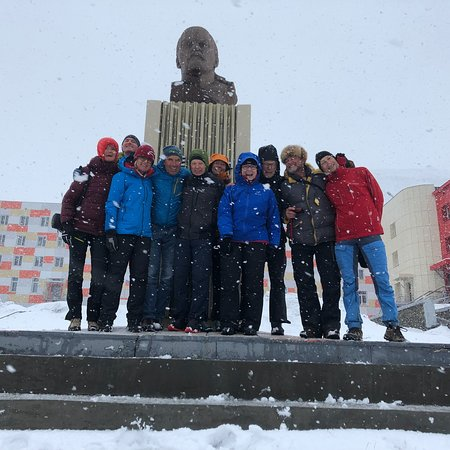Barentsburg, Norway: photo0.jpg