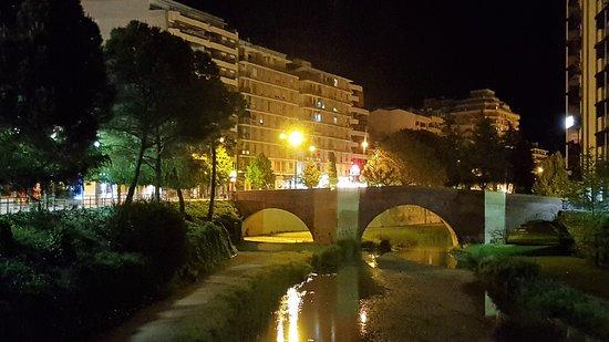 Puente Viejo: Pont de nuit