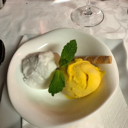 Restaurant Anno Domini: Absolutely delicious food at Anno Domini! A pleasure to meet the head chef!