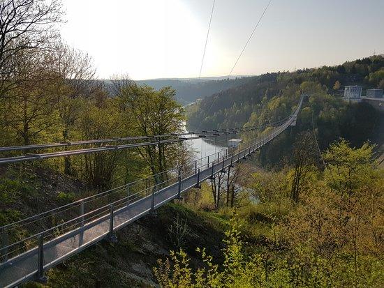 Elbingerode, เยอรมนี: Údajně nejdelší most svého druhu na světě