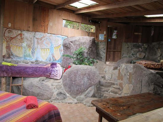 San Gerardo, Costa Rica: Rock Room