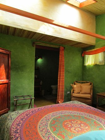 San Gerardo, كوستاريكا: Bambu Suite