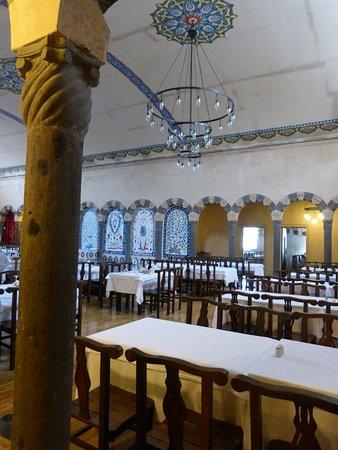 Hanedan Kervansaray: Salón comedor