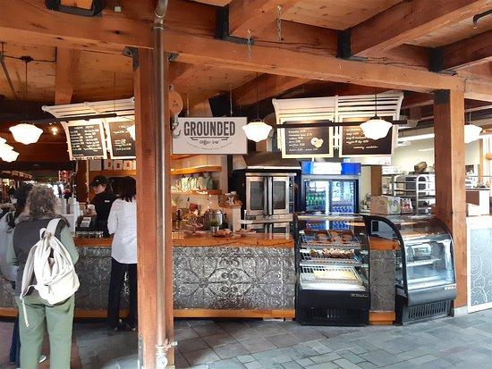 "Halifax Region, كندا: Front of the ""kiosk"""