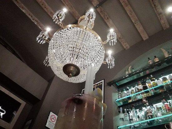 Rufus Cocktail Bar: Bel localino