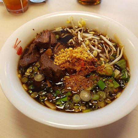 Noodle Station: Noodle bowl