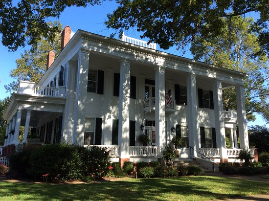 Columbus, MS: Whitehall is available for tours by appointment through the Visitors center.