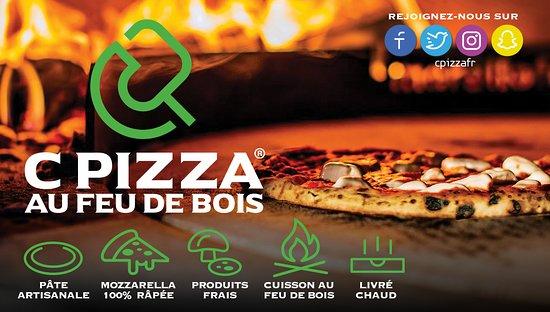C PIZZA Au Feu De Bois Arnouville