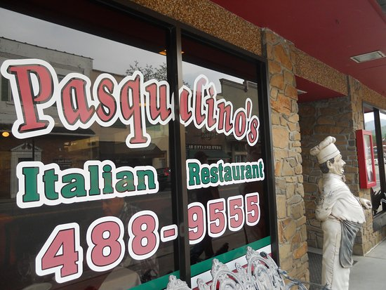 Pasqualino's Italian Restaurant: Good Italian food
