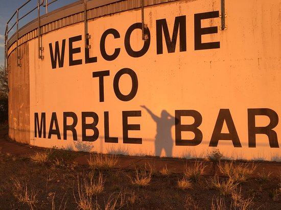 Marble Bar ภาพถ่าย