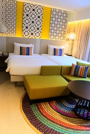 Super mooi hotel met een heerlijk restaurant!